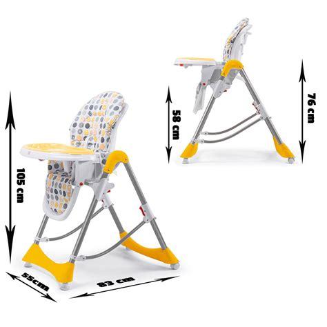 posizioni tavolo seggiolone bimbo bimba pappa reclinabile regolabile tavolo