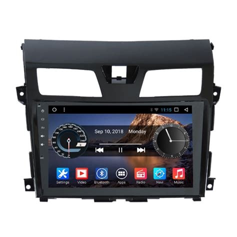 nissan altima   android full touch caronic car accessories  store