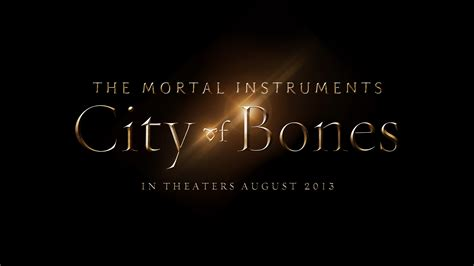 city of bones the mortal instruments city of bones official title