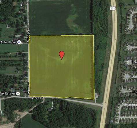 Tippecanoe County Property Sales Records R1 Zoned Residential Development Land For Sale Lafayette Indiana