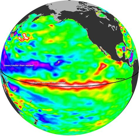 New Elnina el nino update not a matter of if but how strong new