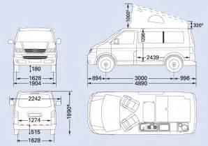 California Dimensions Innovan Fiche Technique California Volkswagen