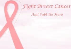 Free Breast Cancer Powerpoint Templates by Breast Cancer Powerpoint Templates Free
