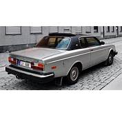 1978 Volvo 262 C Coup&233 Related Infomationspecifications
