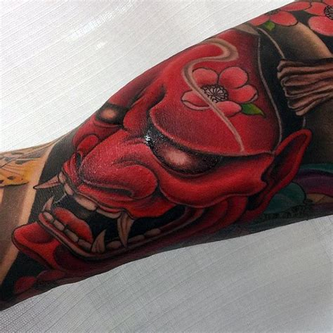 63 fabulous hannya mask tattoo designs and ideas about