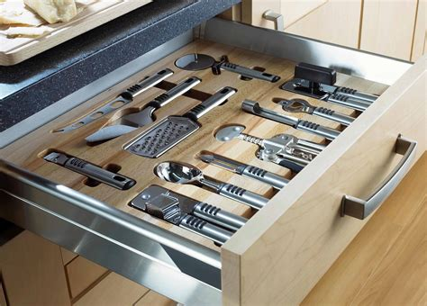 Inspirational Kitchen Storage Solutions With Beautiful