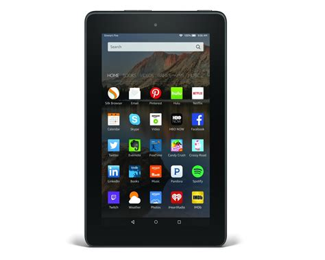 Amazon Tablet | amazon fire 7 inch 49 tablet overview