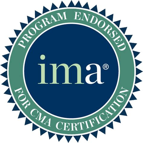 Kent State Mba Ranking by Ima Accreditation Seal