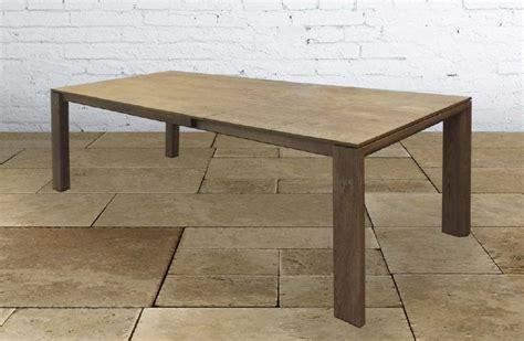 tavolo in legno massello prezzi tavolo allungabile in legno massello 200 287 cm tavoli a