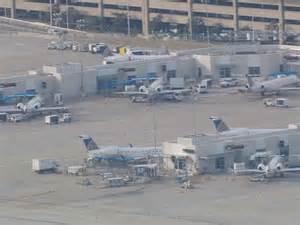 8 Tx Airport Breaking News On George Bush Intercontinental Airport