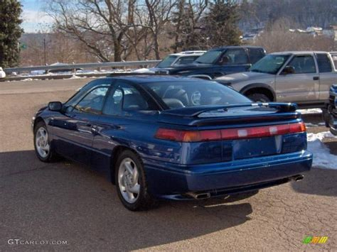 1994 Laguna Blue Pearl Metallic Subaru Svx Lsi Awd Coupe