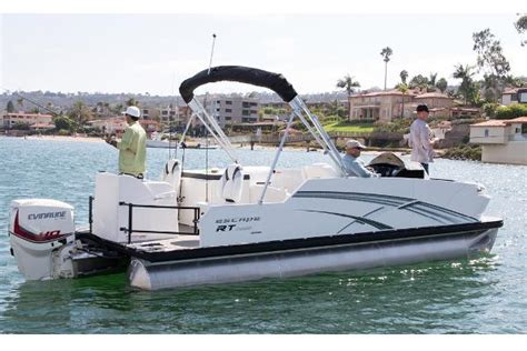 larson boats manufacturer escape pontoon boats for sale page 2 of 2 boats