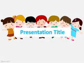 Powerpoint Template Children by Free Family Powerpoint Templates Themes Ppt