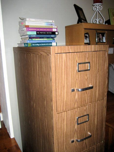 contact paper file cabinet contact paper on filing cabinet diy home projects