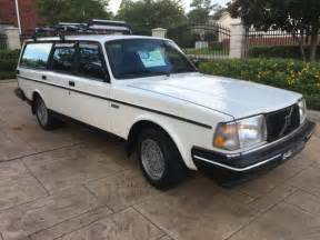 Volvo Station Wagon Volvo 1993 240 Station Wagon For Sale Photos Technical