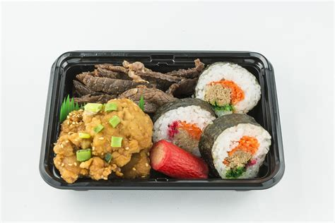 Bento Sushi bentos tj s warehouse s choice for catering and asian foods
