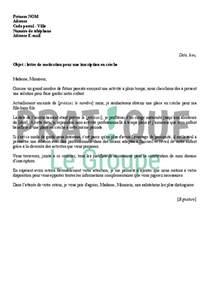 Exemple De Lettre Pour Quitter La Creche Lettre De Motivation Pour Une Inscription En Cr 232 Che Pratique Fr