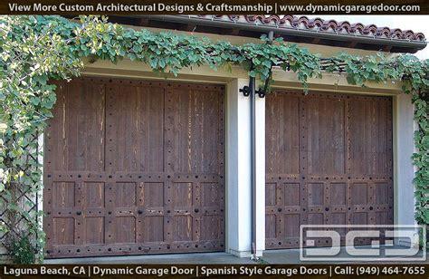 spanish style garage pictures for dynamic garage door custom garage doors in