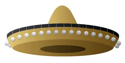 cartoon sombrero sombrero transparent png images