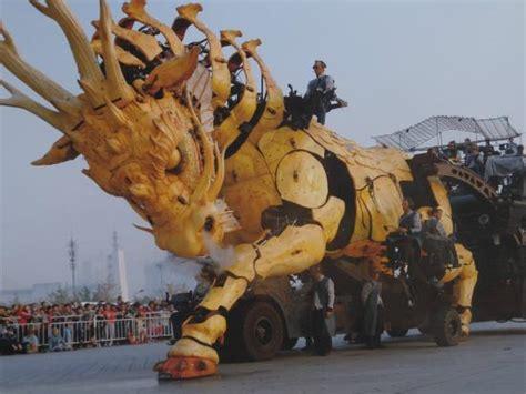 les machines cheval photo de les machines de l ile nantes