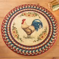 rooster kitchen rugs themsfly best creative rooster kitchen rugs