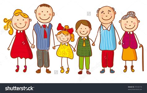 family clipart a big family clipart clipartsgram