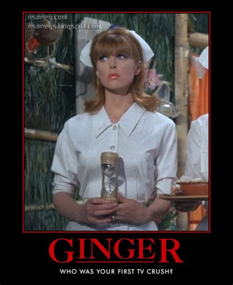 nsaney s psychobabble ginger or mary ann no contest