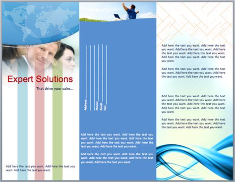 corporate brochures templates corporate brochure template format template
