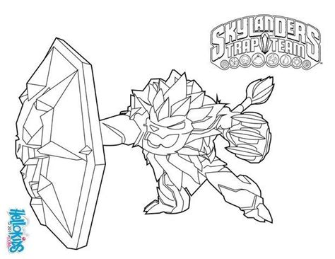 skylanders trap team coloring pages wildfire coloring pages hellokids