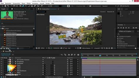Tutorial Simple After Effects Cc Character Animator after effects cc updates 2015 tutorial facetracking und