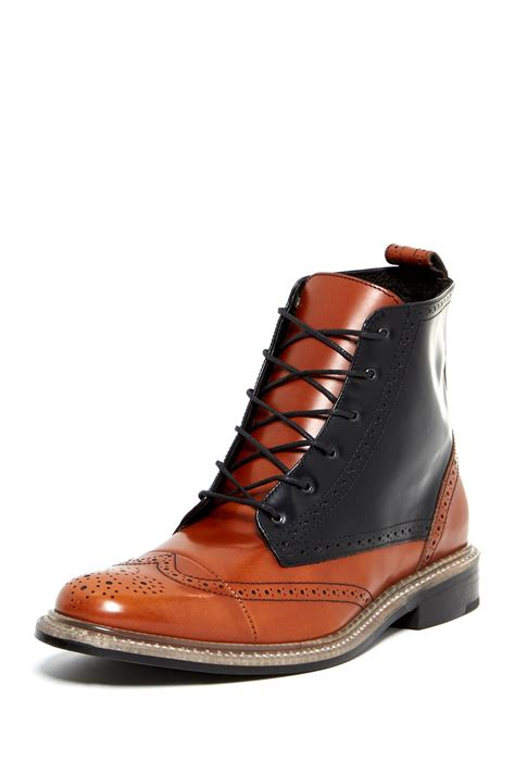 j d fisk nicholson wingtip lace up boot nordstrom rack