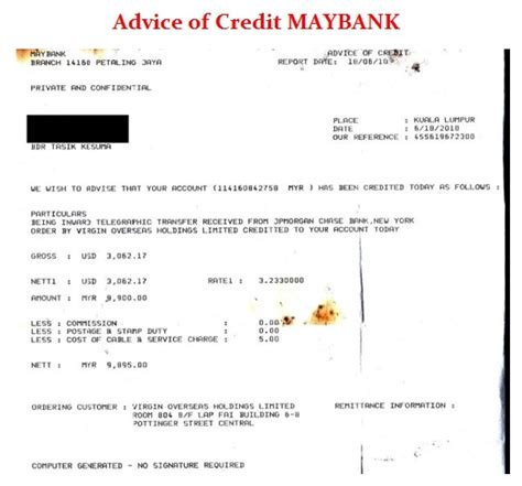 Letter Of Credit Advice Through Bank Vgmc More Facts And Articles Mossavi Model Expression Of Thoughts