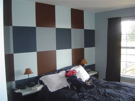 bedroom what the creative ways of cool ways to paint your room colorful checkerboard wall