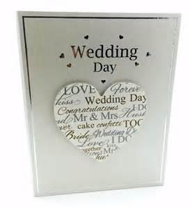 wedding album 5x7 wedding day photo album gift 5x7 quot new boxed 66861 ebay
