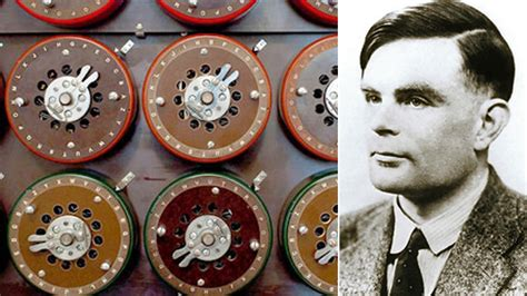 Turing Award Also Search For Turing S Bombe Pips Concorde In Mechanical Engineers Poll News