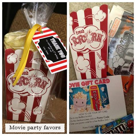 Where To Buy Redbox Gift Card - party favors mini microwave popcorn mini m ms redbox gift card buy codes online