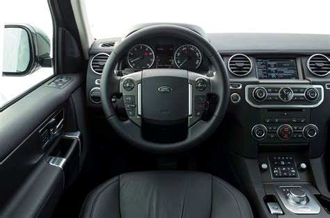 old land rover discovery interior land rover discovery review autocar