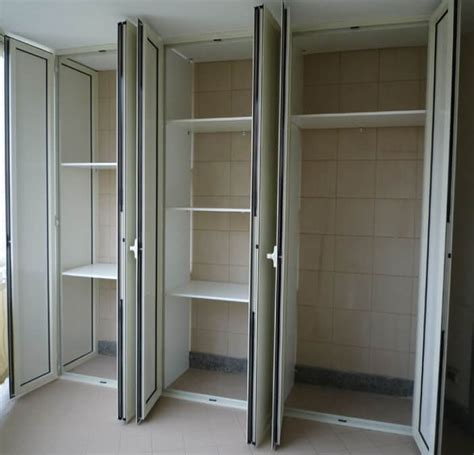 armadietto alluminio armadi e copricaldaia in alluminio infissi in alluminio