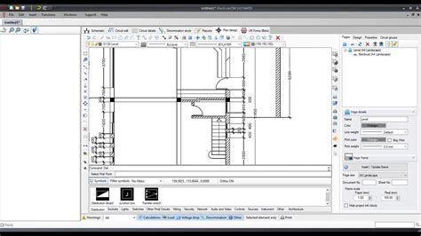 autocad layout add electricalom cad plan design add on importing drawings