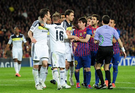 fc barcelona v chelsea fc uefa chions league semi fc barcelona v chelsea fc uefa chions league semi