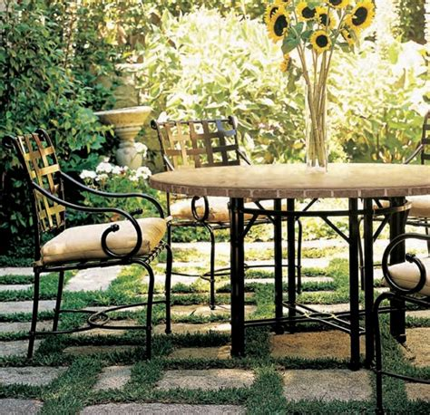 Patio Club Chairs Lunch In The Garden With Dining Chairs And Table From The