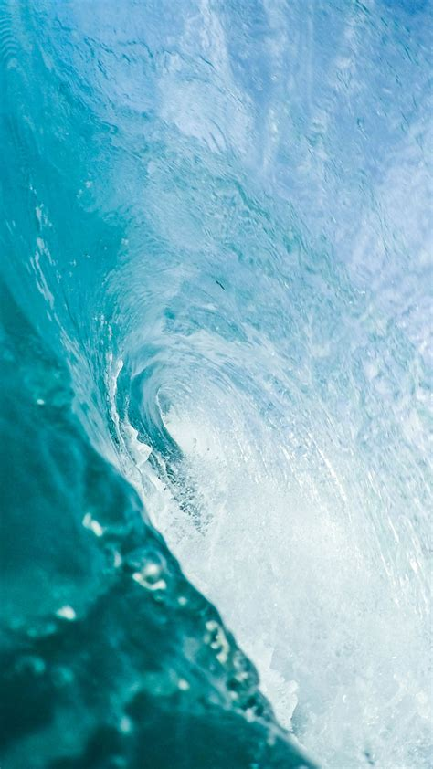 Rearth Ringke Wave Iphone 8 7 Ori Coastal Blue inside blue wave iphone wallpaper pinofy net