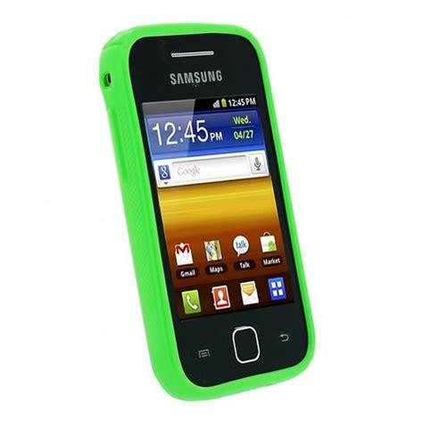 Samsung Galaxy Y Dual Kamera samsung galaxy y s5360 igadgitz dual tone deksel gr 248 nn