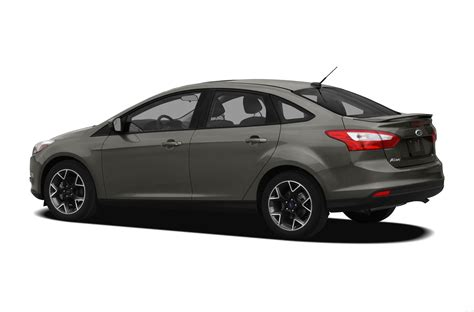 Ford Focus Prices Reviews And 2012 Ford Focus Price Photos Reviews Features