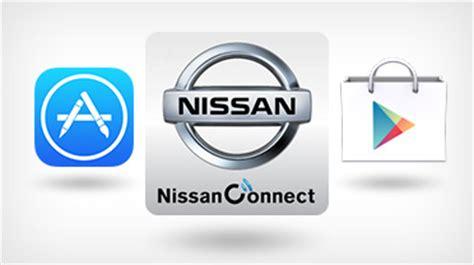 nissan connect apps schnellstartanleitung