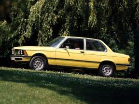 bmw 320i coupe worldwide e21 1975 10 1982