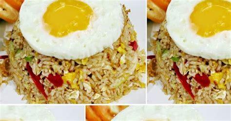 resep nasi goreng gulung telur resepi kung melayu resep resepi nasi goreng telur pedas sederhana oke foods