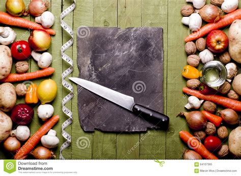 Detox Diet Fruit And Vegetables Only by Fresh Vegetables And Fruits On Vintage Background Detox