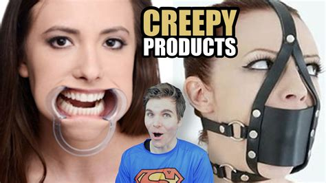 5 Strange Things That You Can Buy And Wear by Creepy Things You Can Buy Ebay Items Doovi