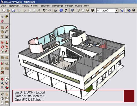 google sketchup tutorial deutsch sketchup dxf plugin deutsch